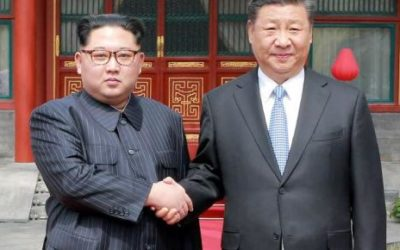 Kim Makes Third Trip To Beijing This Year For Meeting With President Xi