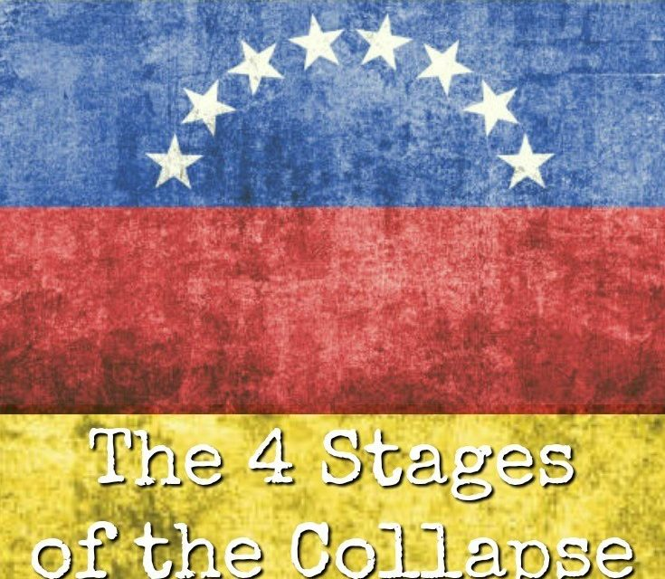 The 4 Stages of the Collapse of Venezuela