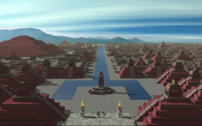 Six Great Enigmas of the Ancient Civilisations