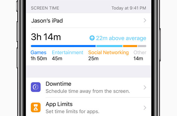 Apple Unveils Tool That Cuts You Off If You Spend Too Much Time on Your iPhone