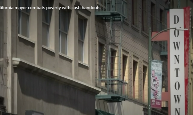 California city fights poverty with guaranteed income