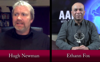 AAE tv | Rewriting Human History | Hugh Newman | 6.9.18 [VIDEO]