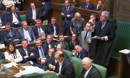 Watch: Furious over Brexit, Scottish lawmakers walk out of UK parliament [VIDEO]