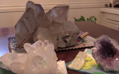 QUARTZ CLUSTERS – INTRODUCTION [VIDEO]