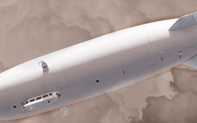 NASA Scientists Want to Send Manned Airships to Venus