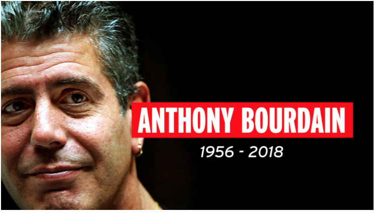 SOTN: Anthony Bourdain Murdered: Everything points to all the usual suspects