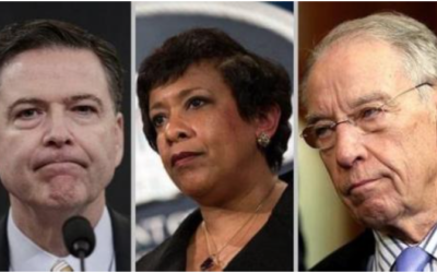 Comey And Lynch Will Be Subpoenaed By Senate Unless Feinstein Obstructs