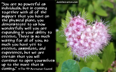 How Much You Can Receive ∞The 9th Dimensional Arcturian Council