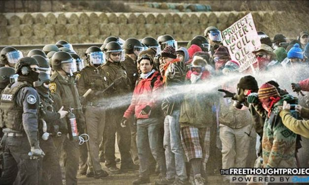 DAPL Oil Company Exposed as Lobbying Group Behind Law to Criminalize Protesting