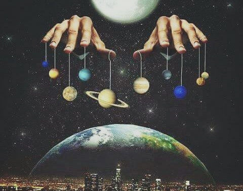 Six Planets & Chiron, All Retrograde At Once: Summer 2018
