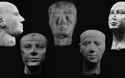 Dozens of Mysterious 'Reserve Heads' Were Sealed in Ancient Egyptian Tombs