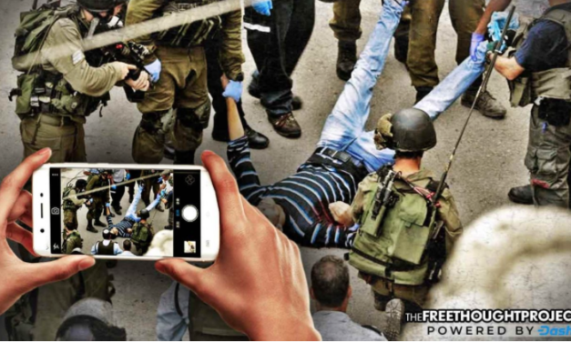 Israel Pushing Law to Make Filming Soldiers Illegal—Violators to Be Imprisoned for a Decade