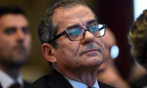 Salvini Bait & Switch: Italy's New Finance Minister Is Also An Outspoken Euroskeptic