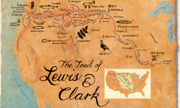 The Discovery of a Map Made by a Native American is Reshaping What We Think About the Lewis & Clark Expedition