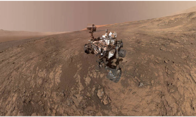 NASA's Itty-Bitty Disclosure : Rover Finds Ancient 'Building Blocks for Life' on Mars // Juno finds some lightning on Jupiter is the polar opposite to bolts here on Earth