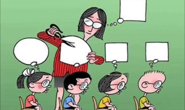 THE INHERENT PROBLEM WITH MAINSTREAM EDUCATION & HOW IT KEEPS THE WORLD STUCK
