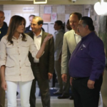 First Lady Melania Trump Visits Texas Immigrant HoldingCenter…