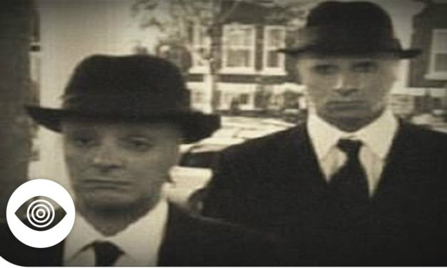 Mysterious Men in Black Question Residents About Unexplained Booms