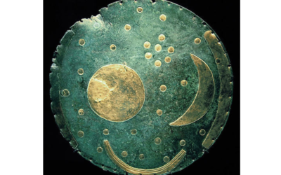 The Nebra Sky Disc: One Of The Oldest Cosmic Maps Ever Discovered