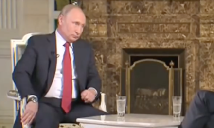 "In Heated Interview, Putin Says ""Ask The State Department About Soros"""