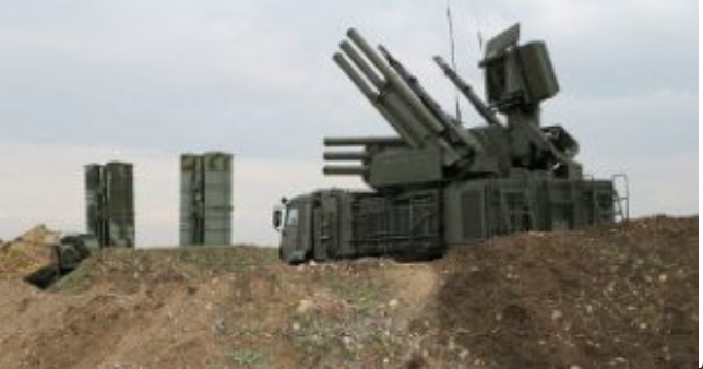 Syrian Army Bolsters Air Defense Along Israel Frontier in Anticipation of New Offensive Against Western-backed Terrorists