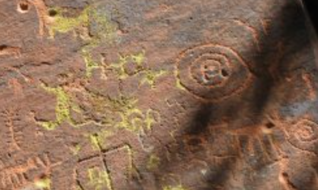A Time Machine For The Gods—Ancient Cosmic Calendar With Over 1,000 Petroglyphs Found In Arizona