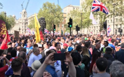 Tommy Robinson and the Breitbart Pro-Israel, Anti-MuslimAgenda