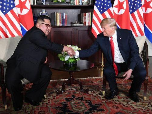 North Korea Claims Trump Folded To Kim Demands, Agreed To Lift Sanctions