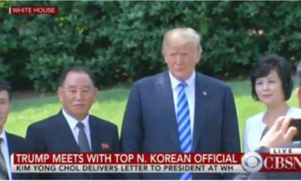 Trump-Kim Summit Back On; Will Take Place June 12 In Singapore; North Korea To Denuclearize