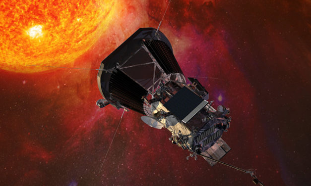 'Touch the Sun': NASA to Launch Mission to Sun's Corona in August (VIDEO)