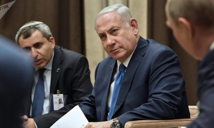 Netanyahu Lists Two Israeli Demands on Syria He Wants to Discuss With Putin