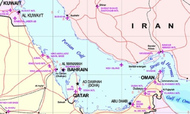 Iranian Military Reports Mystery US Ship With Chemicals Onboard in Persian Gulf