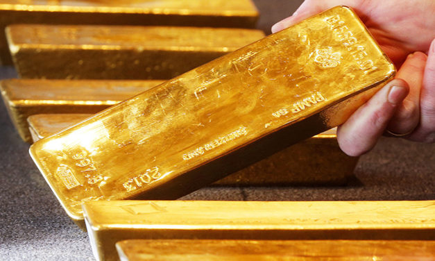 Why Russia Is Growing Gold Reserves to Record Levels