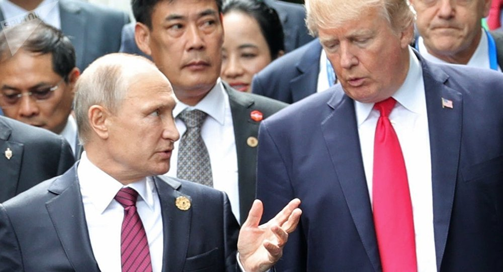 White House Announces Scheduled Time of Putin-Trump Helsinki Press Conference