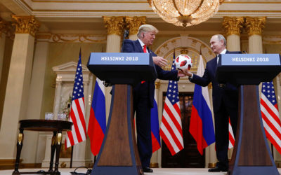 Trump Says His Meeting With Putin Was Better Than NATO Summit