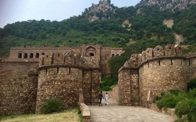 The Mysterious Cursed Ruins of India