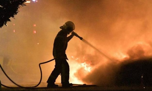 Large-Scale Riots Continue In France For 4th Night