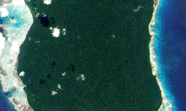 North Sentinel Island Is Home to the Last Uncontacted People on Earth