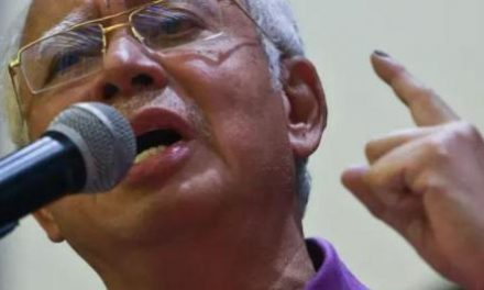 Former Malaysian Prime Minister Razak Arrested