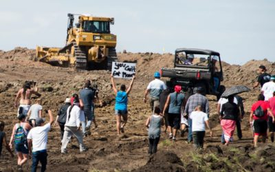 Native Americans who protested Dakota Access get handed the longest prison sentences