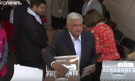 Exit polls in Mexico election predict huge win for leftist candidate Lopez Obrador [VIDEO]