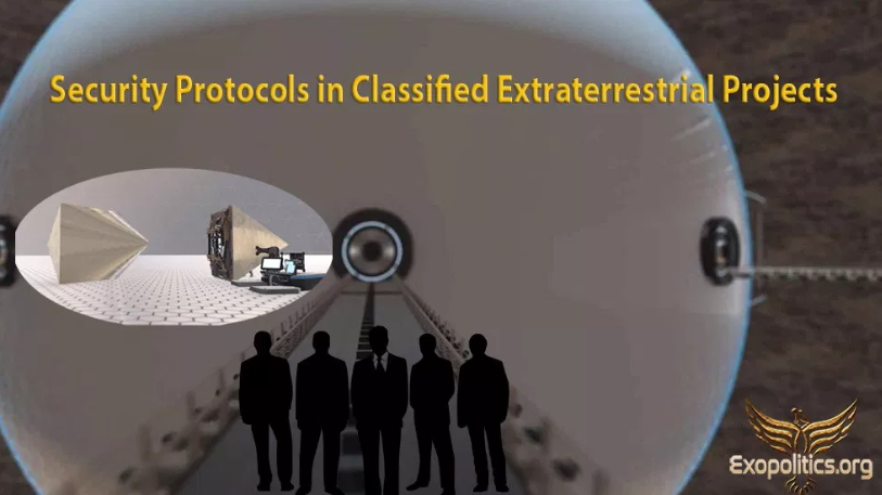 Dr. Michael Salla – Security Protocols in Classified Extraterrestrial Projects