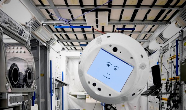 Airbus Just Sent Its A.I. Robot CIMON to the International Space Station