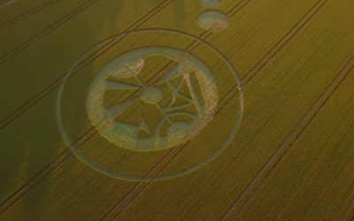 Southend CROP CIRCLE 30.6.2018  [VIDEO]