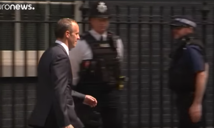 Theresa May names new Brexit minister [VIDEO]