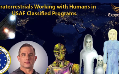 Dr. Michael Salla: Extraterrestrials Working with Humans in USAF Classified Programs