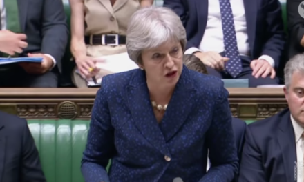 Theresa May addresses House of Commons after Boris Johnson and David Davis resign [VIDEO]