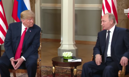 Putin-Trump meeting in Helsinki [VIDEOS]