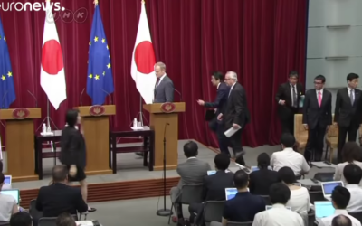 EU and Japan sign historic trade deal [VIDEO]