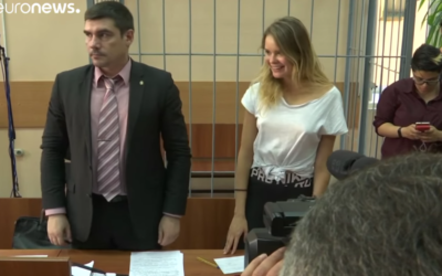 Pussy Riot sentenced for 15 days in prison in Moscow [VIDEO]